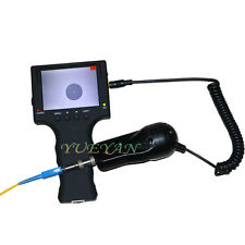 Fiber Optic Testing Tool 200XHandhold Display Microscope Inspection Cable Teste