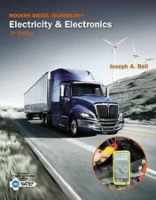 Modern Diesel Technology: Electricity and Electronics, Bell, Joseph, Good Book