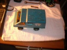 1977 FISHER PRICE TV TRUCK MADE IN THE USA