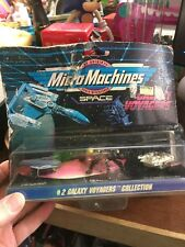 Micro Machines GALAXY VOYAGERS COLLECTION # 2 New Damaged Box  RARE