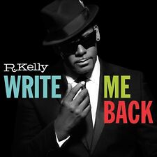 Write Me Back (Deluxe Edition) R. Kelly MUSIC CD
