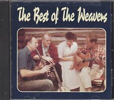 THE WEAVERS - the best of CD
