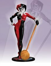 HARLEY QUINN STATUE BY DC COMICS COVER GIRLS OF THE DC UNIVERSE