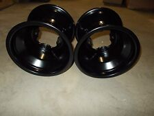 (2) Rims Wheels Honda Rear Aluminum ATC 200X 250R ATV