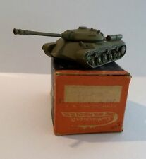 Authenticast Comet Russian Tank JS III 5207 Russia w/ Box MILITARY ID VEHICLE
