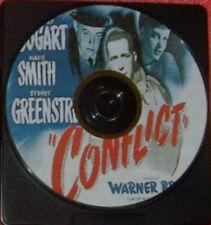FILM NOIR: R2 CONFLICT (1945) Curtis Bernhardt Bogart Alexis Smith Greenstreet
