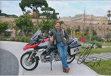 Charley BOORMAN SIGNED Autograph 12x8 Photo AFTAL COA BMW Long Way Down Round