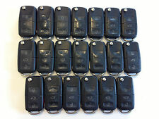 LOT OF 20 VW GOLF BEETLE JETTA PASSAT GTI 99-08 OEM REMOTE FLIP KEY LESS ENTRY