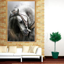 DIY 5D Cheval Swift Diamant Broderie diamant peinture Cross Stitch Home Decor