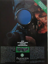 3/1986 PUB PILKINGTON ELECTRO OPTICAL NIGHT VISION SA80 FUSIL BRITISH ARMY AD