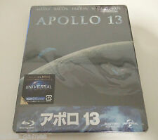 RARE Apollo 13 Japan Blu-ray steelbook New and Sealed