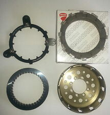 Ducati Dry Clutch Replacement Kit Basket/Plates/Clutch Tool/Clutch Spring Set