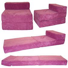 Standard Chair Bed Ocean Designer Z Guest Fold Out Futon Sofa Chairbed Matress