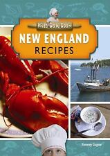 New England Recipes (Kids Can Cook)