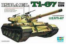 Trumpeter 1/35 00339 Israeli Ti-67 w/105mm Gun