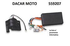 559207 DIGITRONIC PVM ADVANCE FIXE type électrique. PIAGGIO FERMETURE ÉCLAIR 50