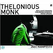 Thelonious Monk - Brilliant Corners/Thelonious Himself/Monks Music (2009) 2XCD