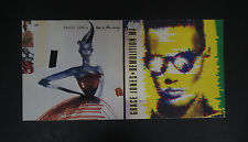 "GRACE JONES - 7"" Covers -Love Is The Drug/Demolition Man (Ideal for replacement)"