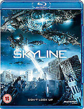 SKYLINE (Blu-ray, 2011) MINT. FREE P+P. A HIGH VELOCITY SPECIAL EFFECTS BONANZA.