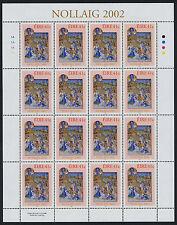 Ireland 1443-5 Sheets MNH Christmas, Les Tres Riches Heures Du Duc De Berry