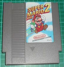 SUPER MARIO BROS. 2 (1988) nes nintendo classic ii us NTSC USA IMPORT