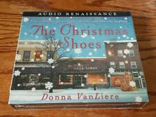 The Christmas Shoes by Donna VanLiere (CD Audiobook) Audio Renaissance NEW