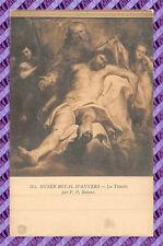 Musée royal d'Anvers -  La Trinité par  P.P.Rubens