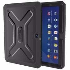 Poetic Revolution Screen Protector Rugged TPU Case For Samsung Galaxy Tab 4 10.1