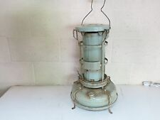 VINTAGE 1960 ALADDIN BLUE FLAME PARAFFIN HEATER MADE IN ENGLAND 3300 H2201