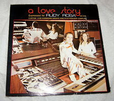 LP: Rudy Rosa on his Custom X-66 Hammond Organ and Synthesizer Complex SIGNED
