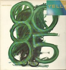"""2LP 12"""" 30cms: Yello: the new mix in one go, barclay A7"""