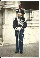 Vatican Military Uniform-Postcard-Gendarme with Sunday Uniform
