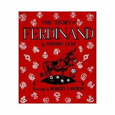 The Story of Ferdinand by Munro Leaf (1936, Hardcover)