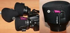 3 x Nikon Nikkor Lens Cap Protection Pad Bag from 20mm F/1.8G 14mm F 2.8 New USA