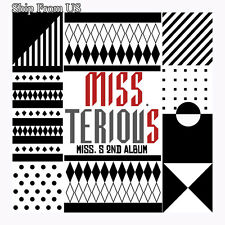 K-Pop Miss. S - Vol. 2 [ Miss Terrous] ( MISSS02)