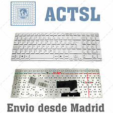 KEYBOARD SPANISH for Sony VAIO Vpc-Ee Series PCG-61611M