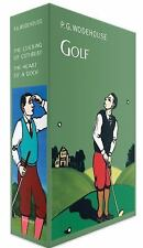 The Golf Boxed Set : The Collector's Wodehouse by P. G. Wodehouse 2016 BRAND NEW