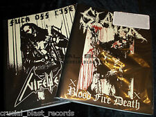 SLAYER Issue 20 MAGAZINE black metal Jarboe Funeral Mist Watain Nifelheim Sunn