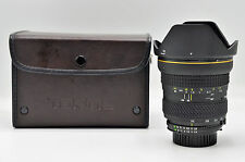 Tokina 20-35mm F/2.8 AT-X PRO Wide Angle FX Lens Nikon Mount
