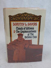 Dorothy L. Sayers CLOUDS OF WITNESS and THE UNPLEASANTNESS AT THE BELLONA CLUB