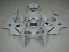 NT White Injection Plastics ABS Fairing Fit for Honda 2005-2006 CBR600RR g5 g000
