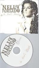 PROMO CD--NELLY FURTADO--IN GODS HANDS--1 TR