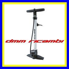 Pompa Bici BETO CLASSIC pavimento manometro MTB BDC alta pressione ruote gomme