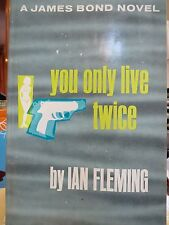 You Only Live Twice by Ian Fleming - Book Club Edition (James Bond) (Hardcover)