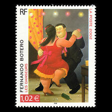 France 2002 - 70th Anniversary of the Birth of Fernando Botero Art - Sc 2870 MNH