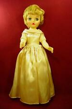 """VINTAGE 19"""" FASHION DOLL BEND KNEES TWIST WAIST CISSY FACE NICE AND CLEAN"""