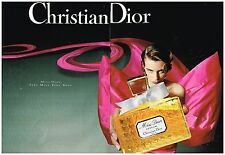 Publicité Advertising 1992 (2 pages) Parfum Miss Dior Christian Dior