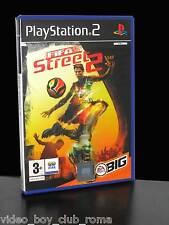 FIFA STREET 2 GIOCO USATO OTTIMO STATO SONY PS2 EDIZIONE ITALIANA PAL 26611