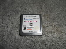 Imagine: Movie Star (Nintendo DS, 2008) game only