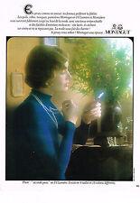 PUBLICITE ADVERTISING 054  1973   MONTAGUT   tricots PLUM
